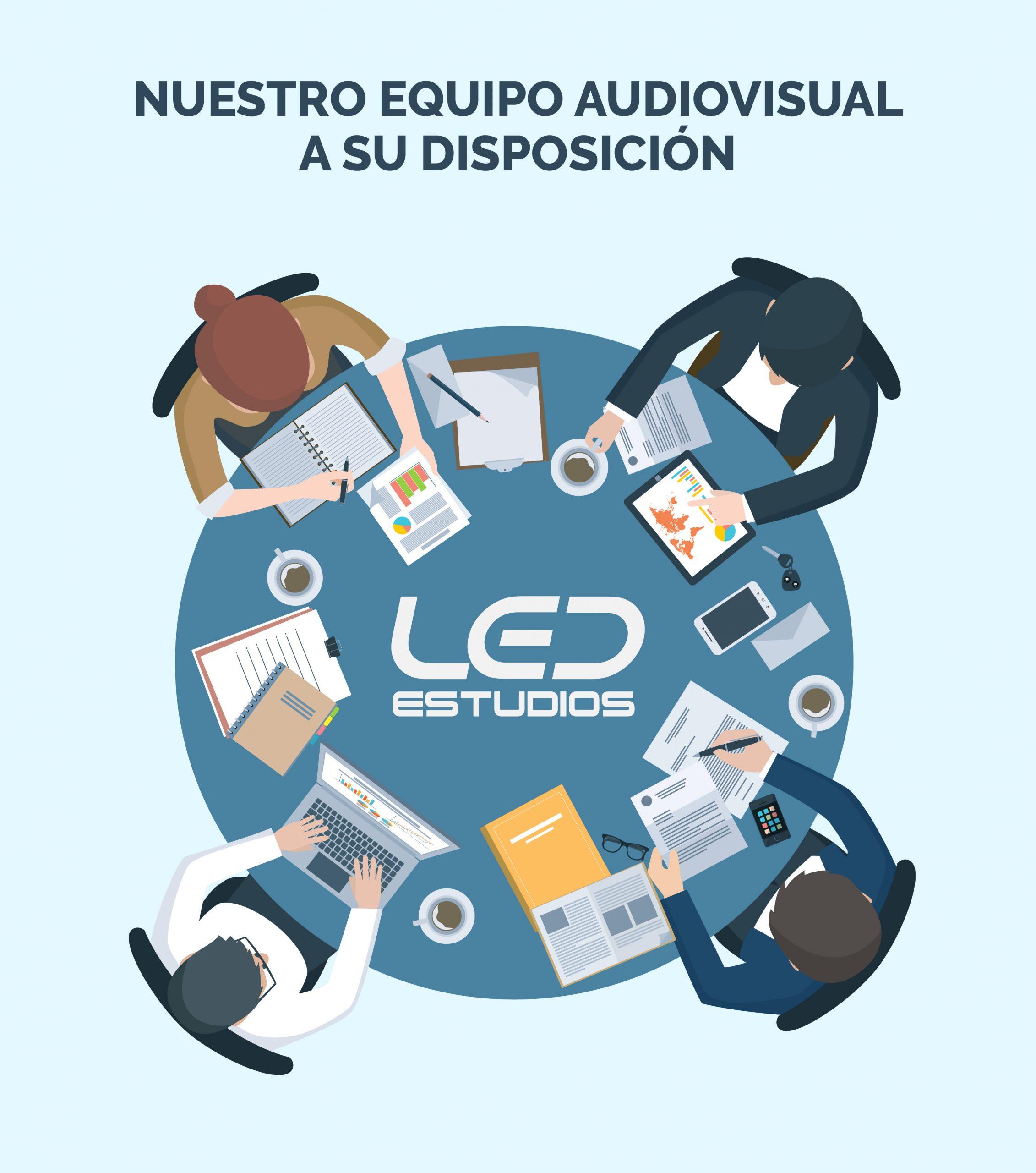 LED ESTUDIOS - Creación y gestión de contenidos para pantallas publicitarias de LED