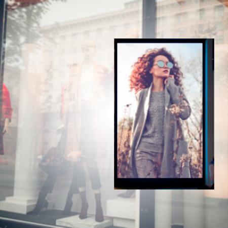 LED ESTUDIOS - Pantallas led publicidad escaparates vista exterior
