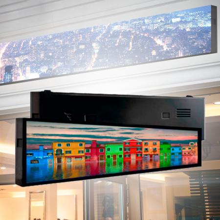 LED ESTUDIOS - Rótulos led y carteles digitales fachadas comercios